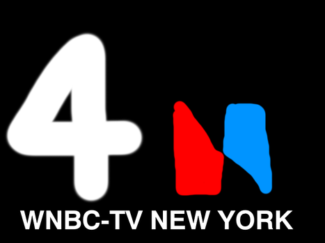 WNBC-TV New York Logo from 1979 by MikeJEddyNSGamer89