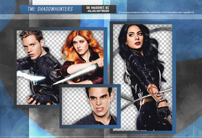 Pack Png: Shadowhunters 303 by MockingjayResources