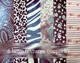 6 large textures 02pack. by julkusiowa