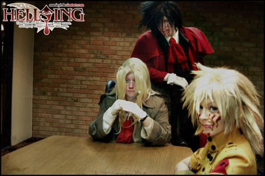 Hellsing: Our Master by Maxieyi