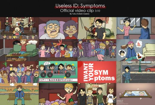 Useless ID: Symptoms - Official clip by yutu