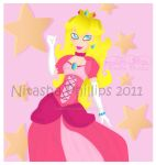 Princess Peach by Tanis711
