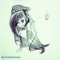 For u~! by VioletSumire