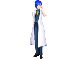 Project Diva Arcade Future Tone Genius Kaito by WeFede