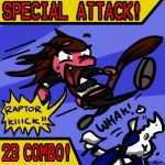 23 Combo! by Adam-Clowery