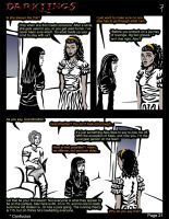 Darklings - Issue 1, Page 21 by RavynSoul