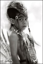 Indian Boy by photocrafter