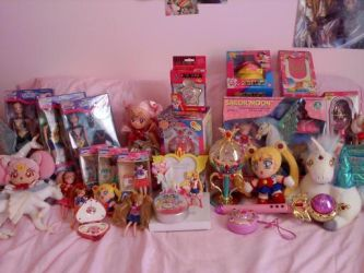 Sailor Moon Collection- Update by Super-Moogles