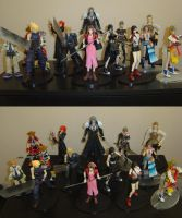 Play Arts Collection by KikyoHater167