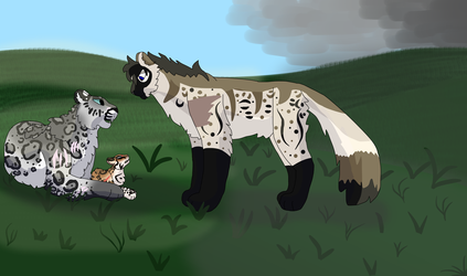 Sage cub training pic 2 by deadwing1