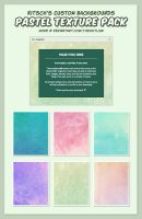 Kitsch's Custom Backgrounds - Pastel Pack. by TheOutli3R