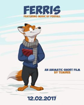 Ferris: An Animatic Short Film Poster by Temiree
