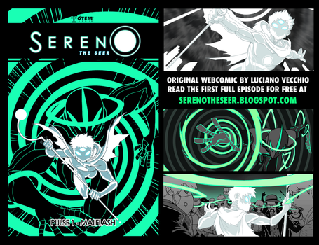 Sereno The Seer 01 Full Episode by LucianoVecchio