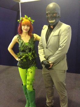 Poison Ivy Cosplay by Malice-InWonderland