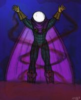 Mysterioso by SpiderPope