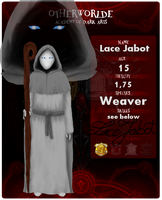 OW: Lace Jabot - Term 1 by Diluculi
