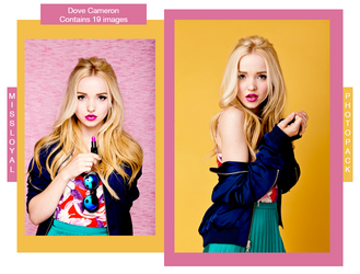 Photopack 49 - Dove Cameron by MissLoyal