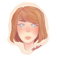 maxine caulfield by tokubiko