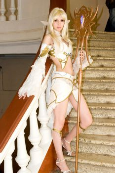 Lineage II - Major Arkana Robe by Rei-Doll