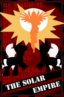 Solar Empire iPod/iPhone Wallpaper by AlphaMuppet
