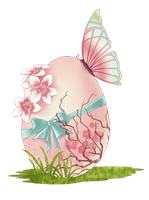 Spring Egg Adoptable Auction [close] by HoshiAdopts