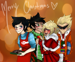 Merry Christmas by SymphKat