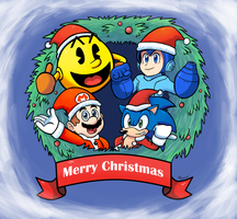 Merry Smashmus!!! by SonicKnight007