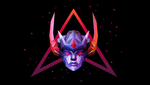 Vengeful Spirit Dota 2 Low Poly Art by giftmones