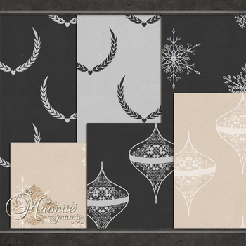 Festive Backgrounds by DaydreamersDesigns