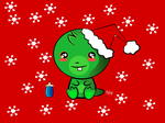 The Grinch by Nehimy