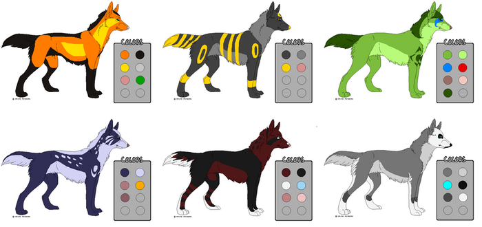 Point Adoptables by ManlyFish