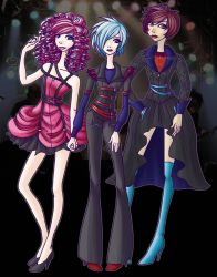 Visual Kei fashion, part 1 by seaofwishes