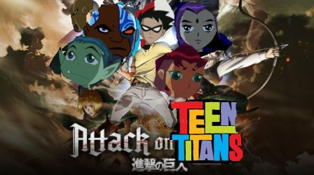 Titans, ATTACK by Welshy420