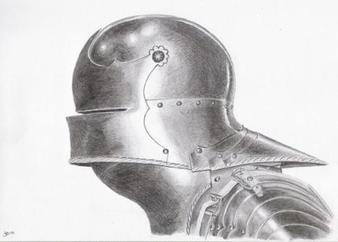 Gothic Sallet by Thorleifr