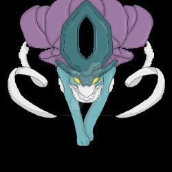 Suicune_Gif by CreepyKittenNo1