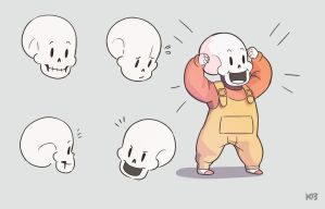 Smol Papy by Ketchupberry