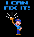 Fix-It Felix Jr. by Death-Driver-5000