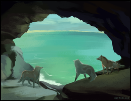 Quick Cave 14 by DaffoDille