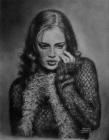 Texture study in graphite by MrEyeCandy66