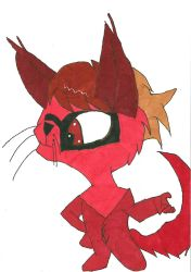 Redmange the fox ( Traditional version ) by Redmange