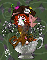 Mad as a Hatter by KyosObscureSleazoid