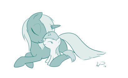 Emerald With her Foal by wdeleon