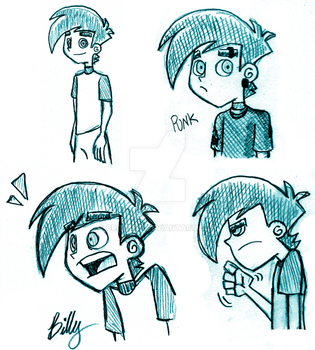Billy Doodles by Brit-Brit