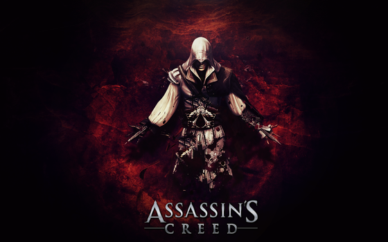Assasin wallpaper by tomer666