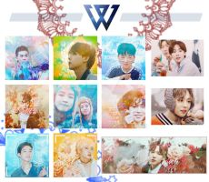 WINNER Icon+Signature+PSD Pack by Know-chan