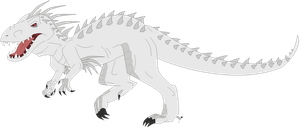 Indominus Rex by Terranout