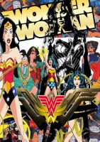 Five Second Fanzine : Wonder Woman #1 by LOrdalie