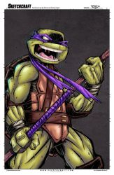 Donatello by Kiara-kitsu