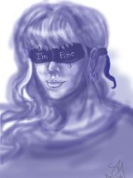 The blindfold game by YumisaR