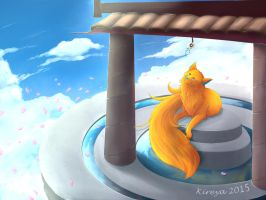 .:At the top of the top:. by Kireya
